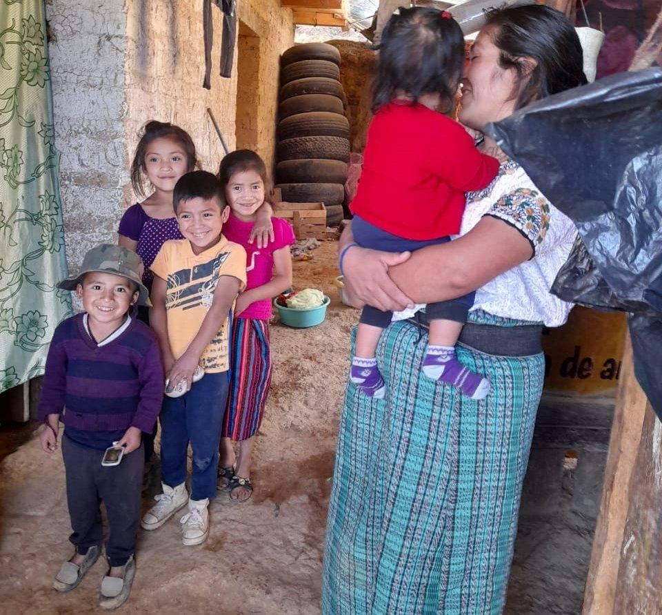 Ubicando a la niñez y juventud con desnutrición crónica y aguda en Momostenango