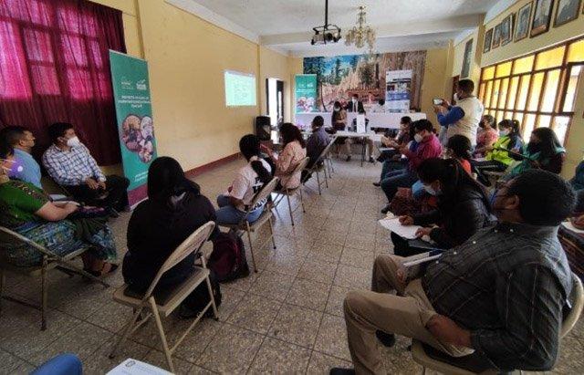 Actualización de la política pública de seguridad alimentaria de Momostenango, Totonicapán