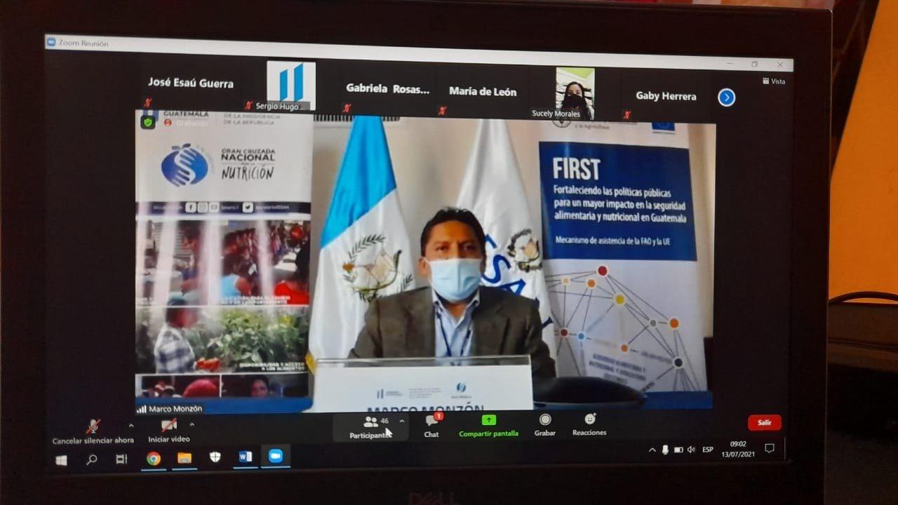 Taller regional de consulta virtual de la Polsan